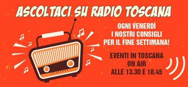 eventiintoscana su radio toscana
