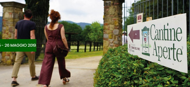 cantine aperte in Toscana Movimento Turismo del Vino