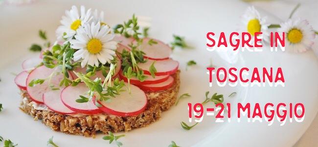 locandina sagre in toscana
