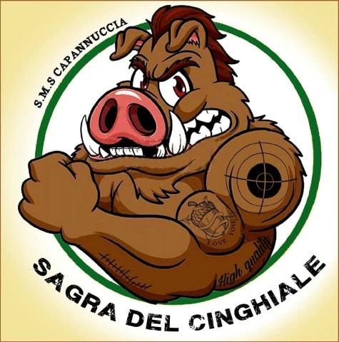 logo sagra cinghiale Capannuccia-min