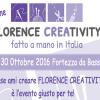 Florence Creativity - autunno 2016