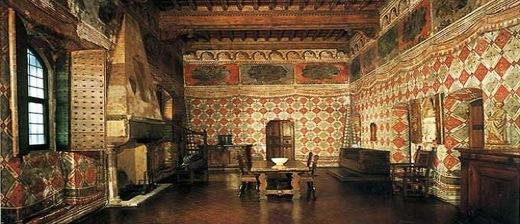 Vita quotidiana nella firenze medievale palazzo davanzati for Firenze medievale