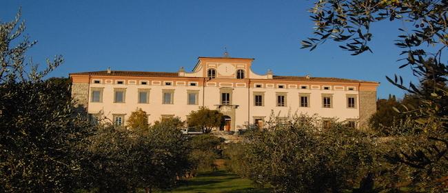 Villa Borbone Viareggio Eventi