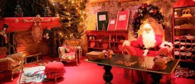 Villaggio Di Babbo Natale Montecatini.La Casa Di Babbo Natale Montecatini Terme Montecatini Terme Pistoia Eventi In Toscana By Toscana Tascabile