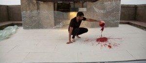 Mostre: opere Imran Qureshi