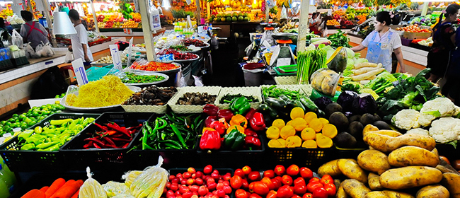 Mercato straordinario piazza del mercato nuovo prato for Mercato prato