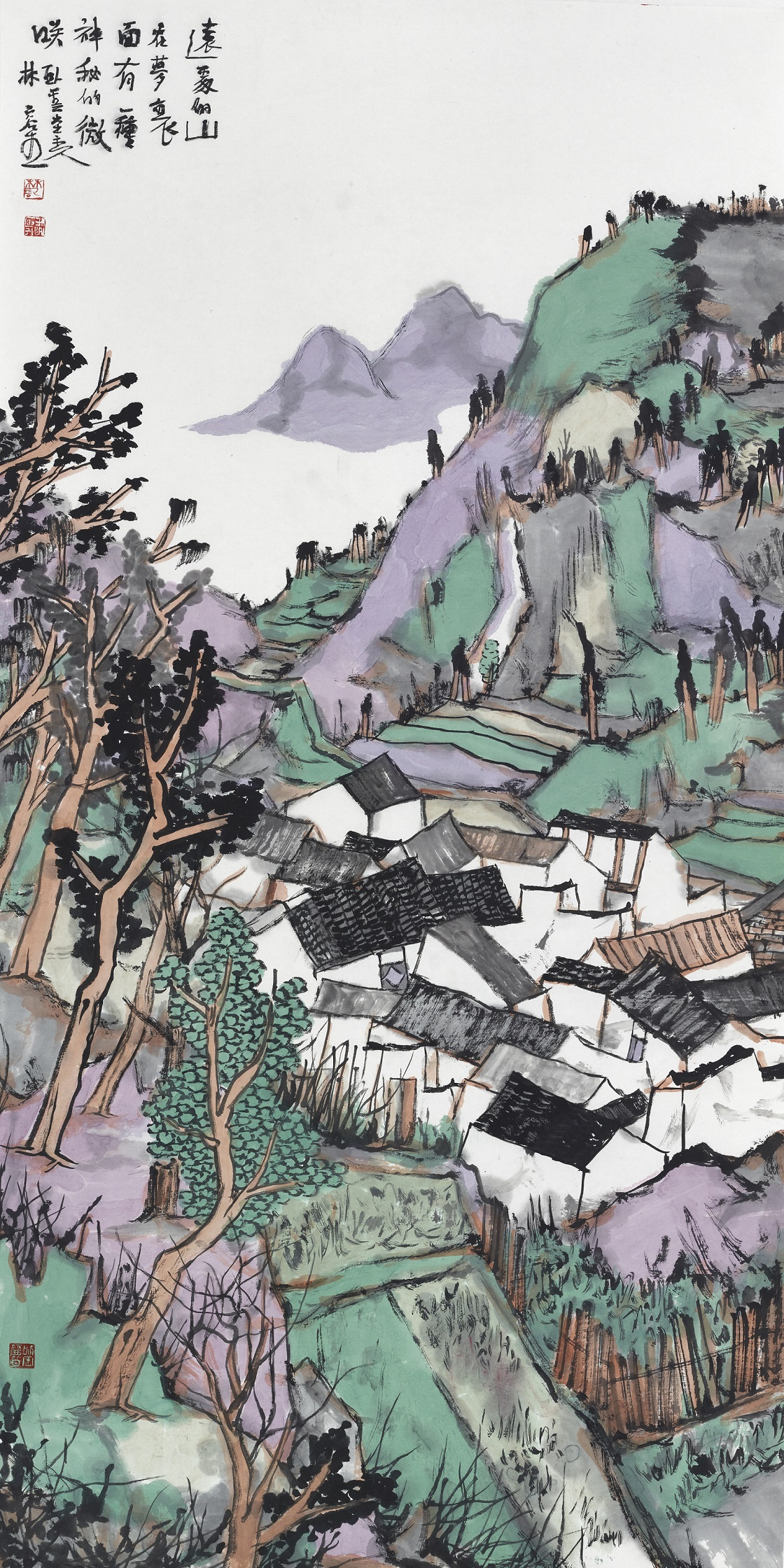 lin-rongsheng-montagna-in-lontananza-2015