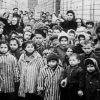CHILDREN WHO SURVIVED AUSCHWITZ CONCENTRATION CAMP AFTER LIBERATION