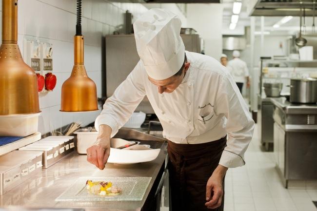 Chef Samuele Melani - Credit Dario Garofalo
