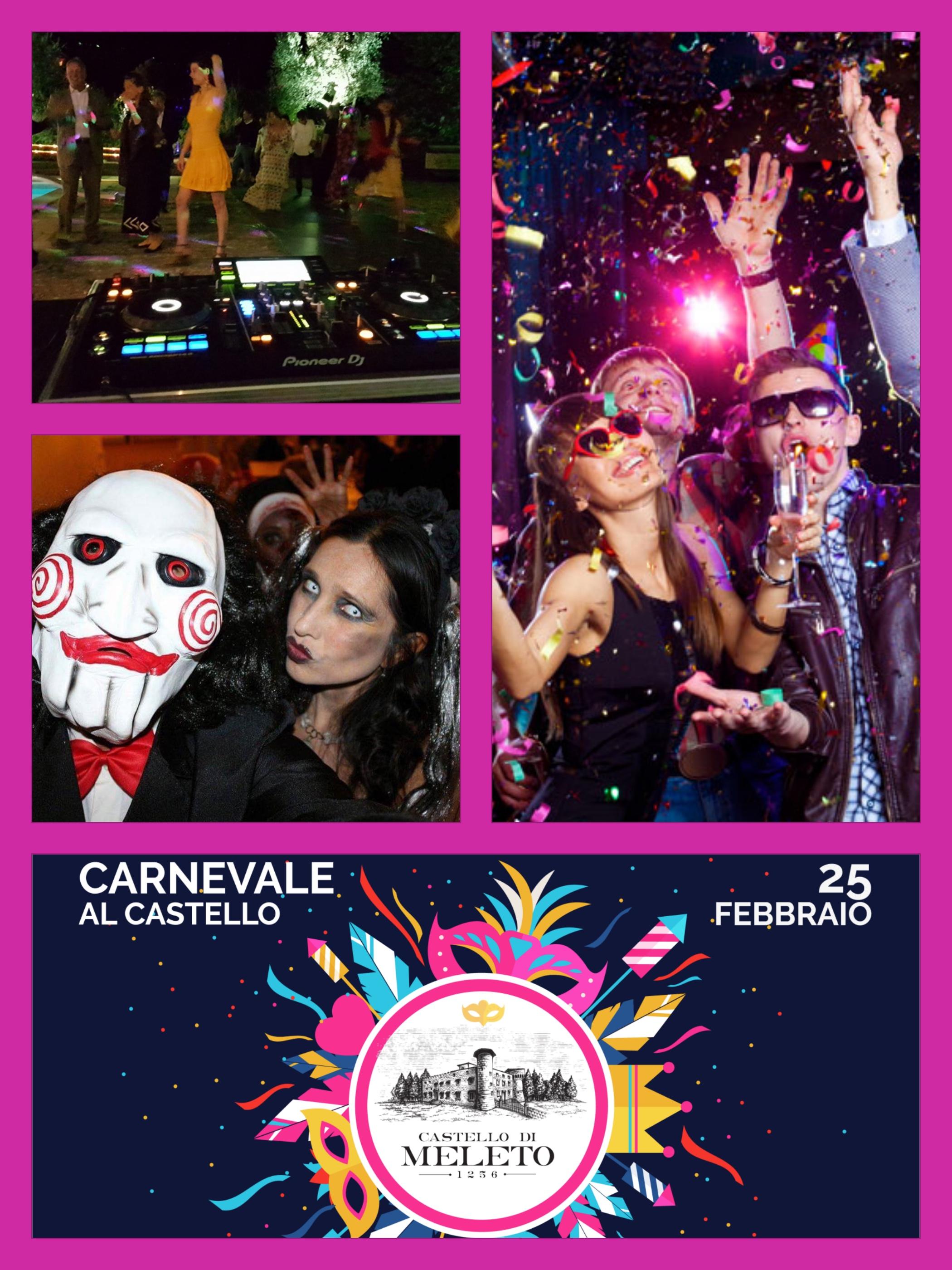 Carnevale in Castello_Collage