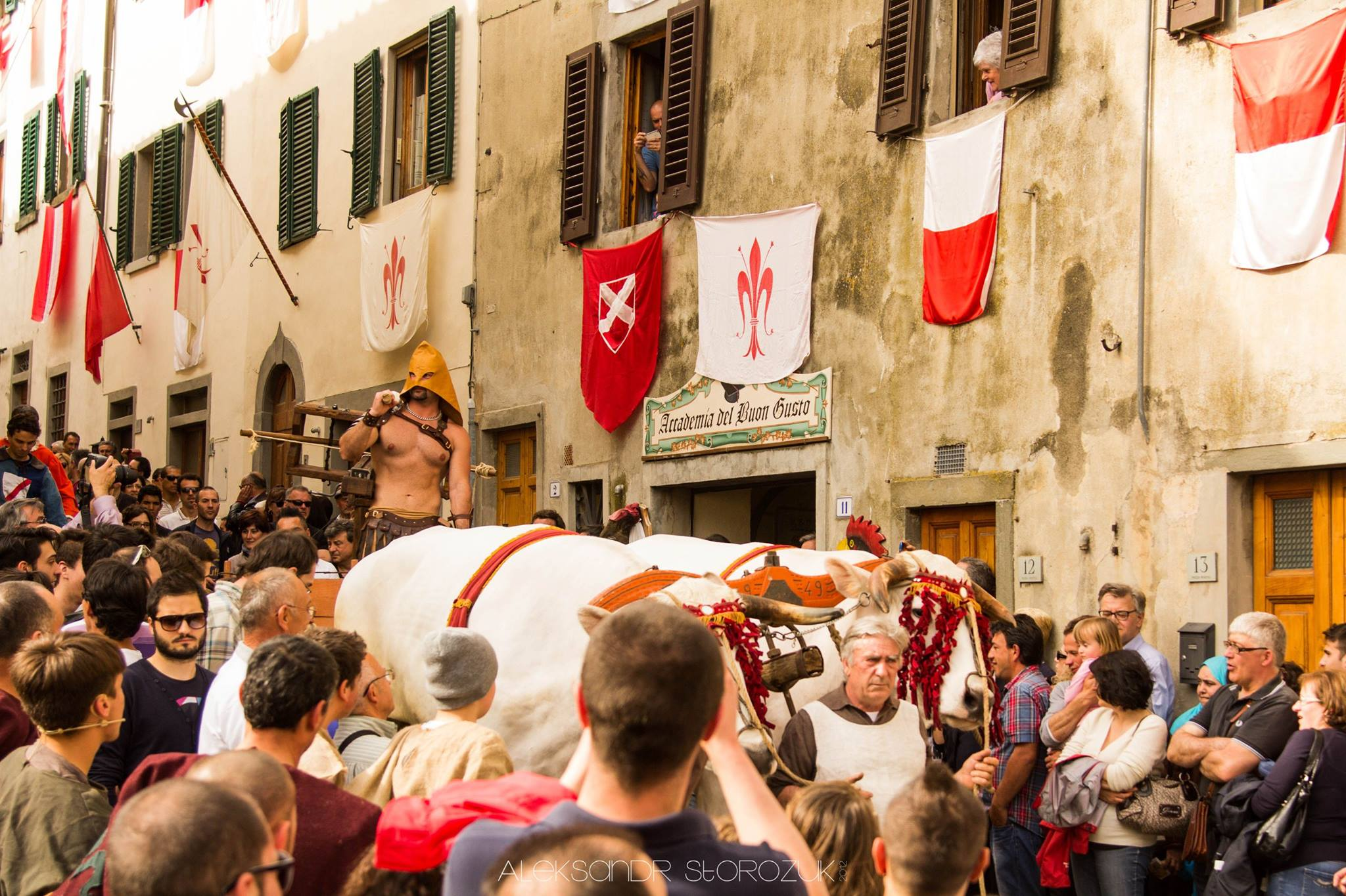 Festa della Stagion Bona Panzano in Chianti
