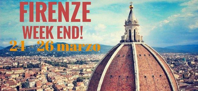 Firenze weekend!_www.eventiintoscana.it