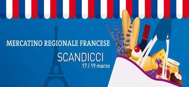 mercatino regionale francese scandicci
