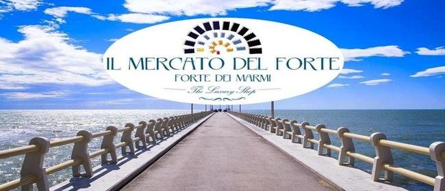 Mercato Del Forte Calendario 2020.Il Mercato Del Forte Piazza Guglielmo Marconi Forte Dei