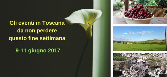 Gli eventi in Toscana da non perderequesto fine settimana