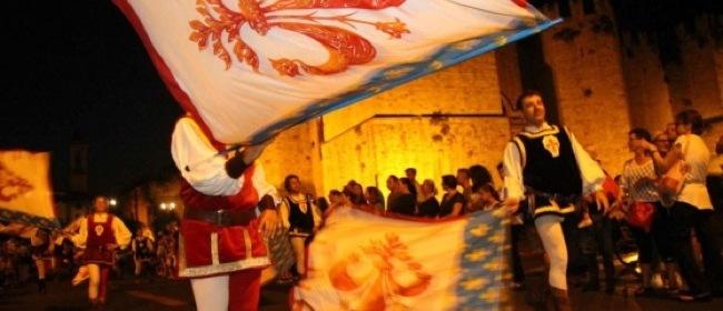 corteggio storico di montemurlo