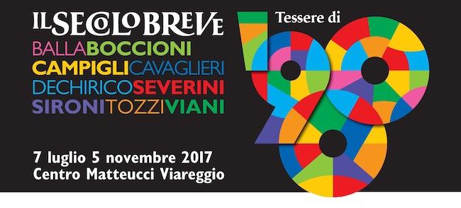 mostra il secolo breve_Centro Matteucci Viareggio