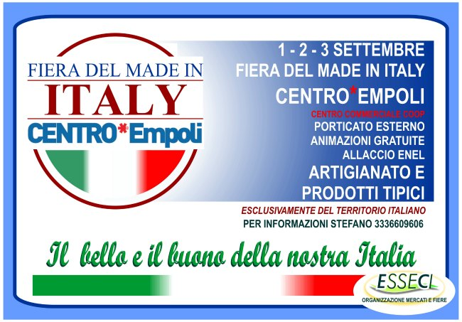 fiera del made in italy 2017