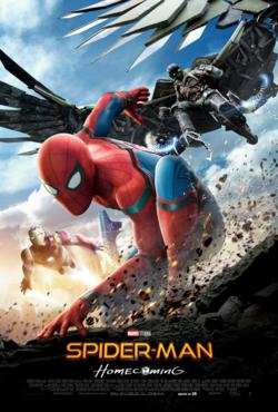 spiderman homecoming_250x370