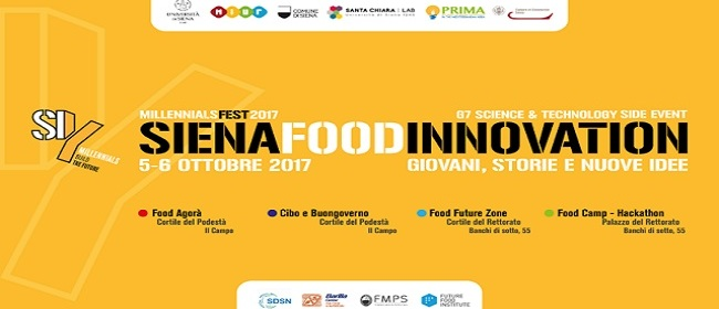 Siena food innovation__Millennials+fest