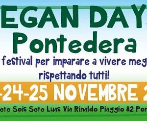vegan days pontedera