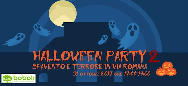 halloween party via romana