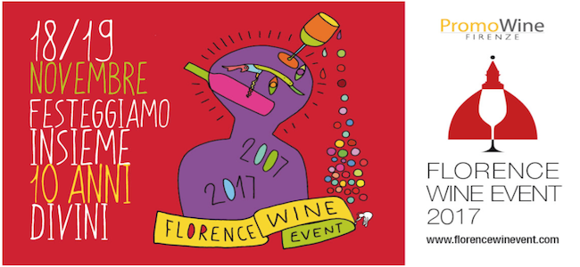 Florence Wine Event 2017