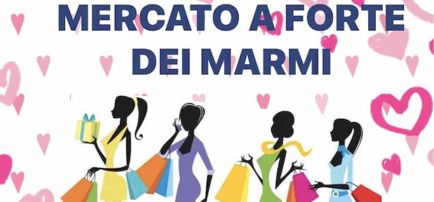 Mercato del Forte. Edizione del Mercoledì – Piazza Guglielmo Marconi, Forte dei Marmi (Lucca)