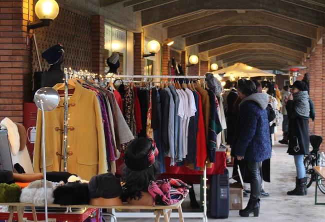 Visarno Christmas Market firenze 2018