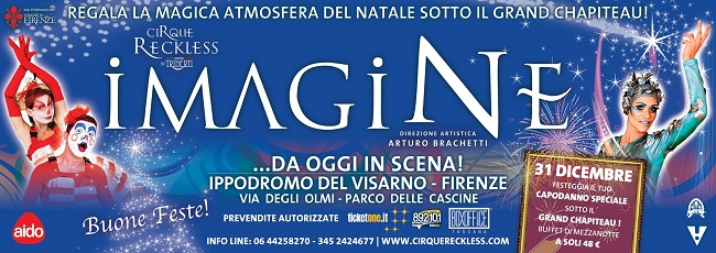 imagine firenze 2018