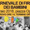Banner Carnevale bambini Firenze 2018