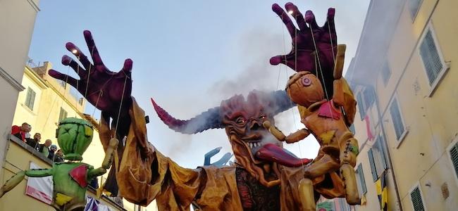 Carnevale di Foiano della Chiana_sfilate 2018