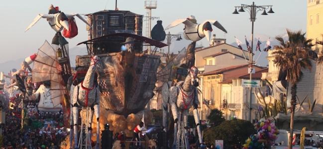 Carnevale di Viareggio_sfilata 2018