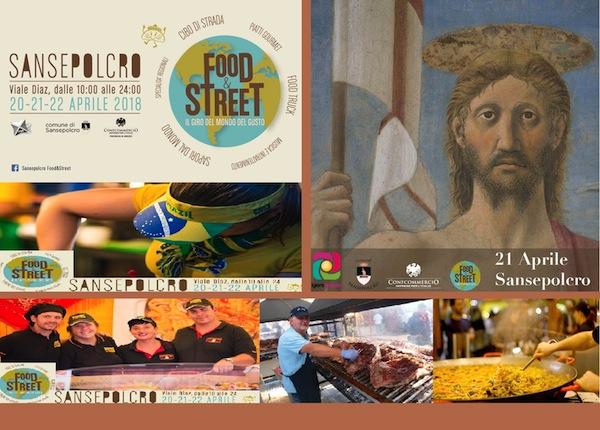 sansepolcro food & street