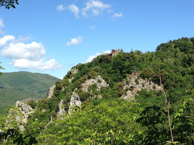 riserva naturale monterufoli caselli