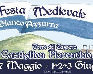 festa medievale biancoazzurra castiglion fiorentino 2018