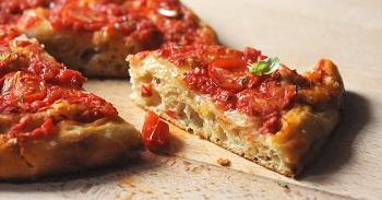 sagra della pizza e della schiacciatina alla nutella bientina
