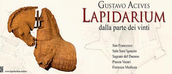 I cavalli di Gustavo Aceves in mostra ad Arezzo