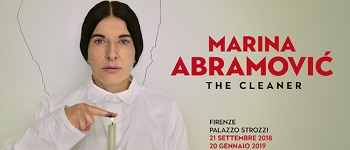 marina abramovich the cleaner firenze