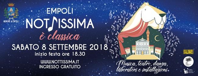 nottissima empoli 2018