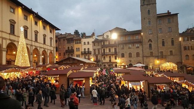 Arezzo Città del Natale | Eventi in Toscana