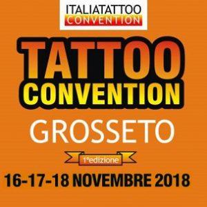 grosseto tattoo convention