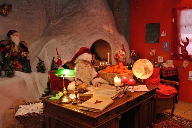 La Casa Di Babbo Natale Immagini.La Casa Di Babbo Natale Massa Eventi In Toscana