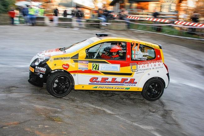 ciocchetto rally event