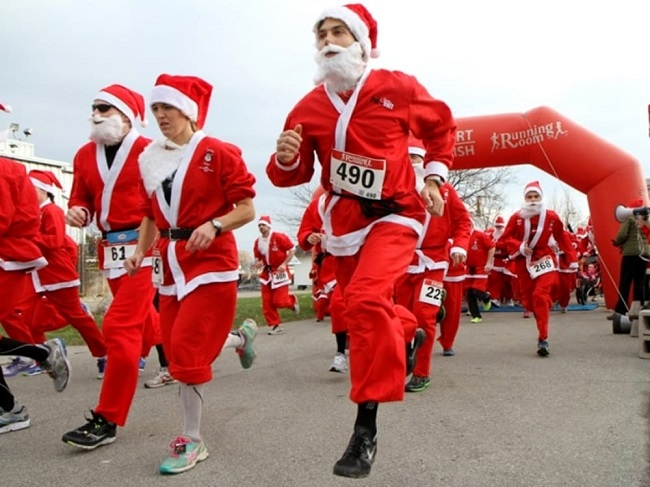 run for christmas livorno