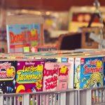 mercato fumetti_pixabay