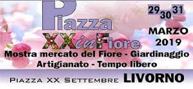 piazza XX in fiore