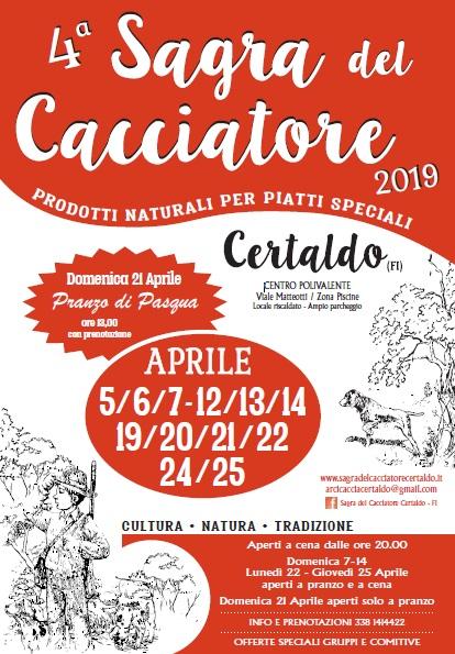 sagra cacciatore certaldo 2019_eventiintoscana.it