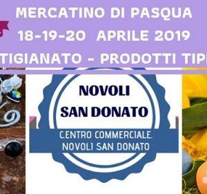Mercatino di Pasqua San Donato Novoli