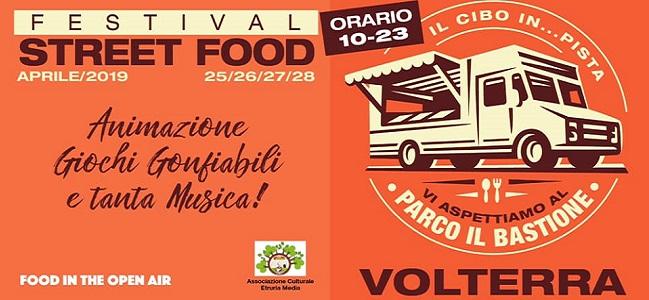 Street Food Volterra